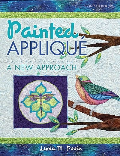 Painted Applique; a new approach